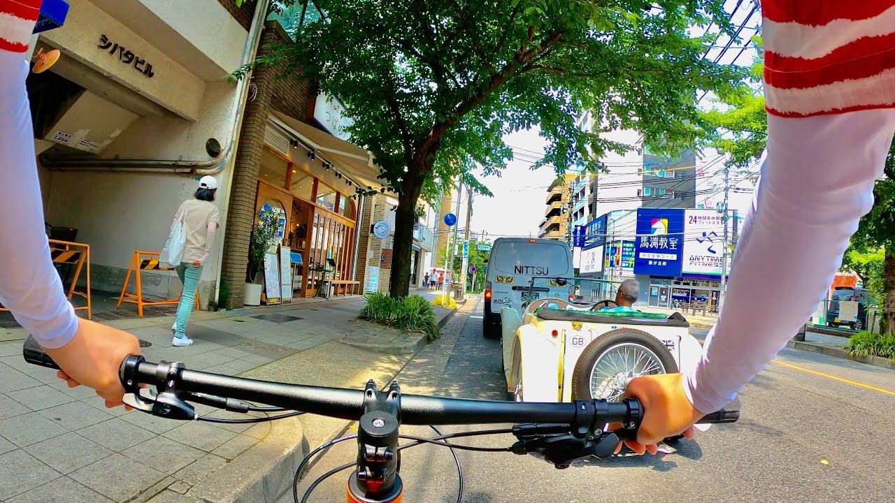 4K Japan Cycling Tour - Bike Ride in Suburban Nagoya | Modern Japanese Houses | Nagoya Summer 2021