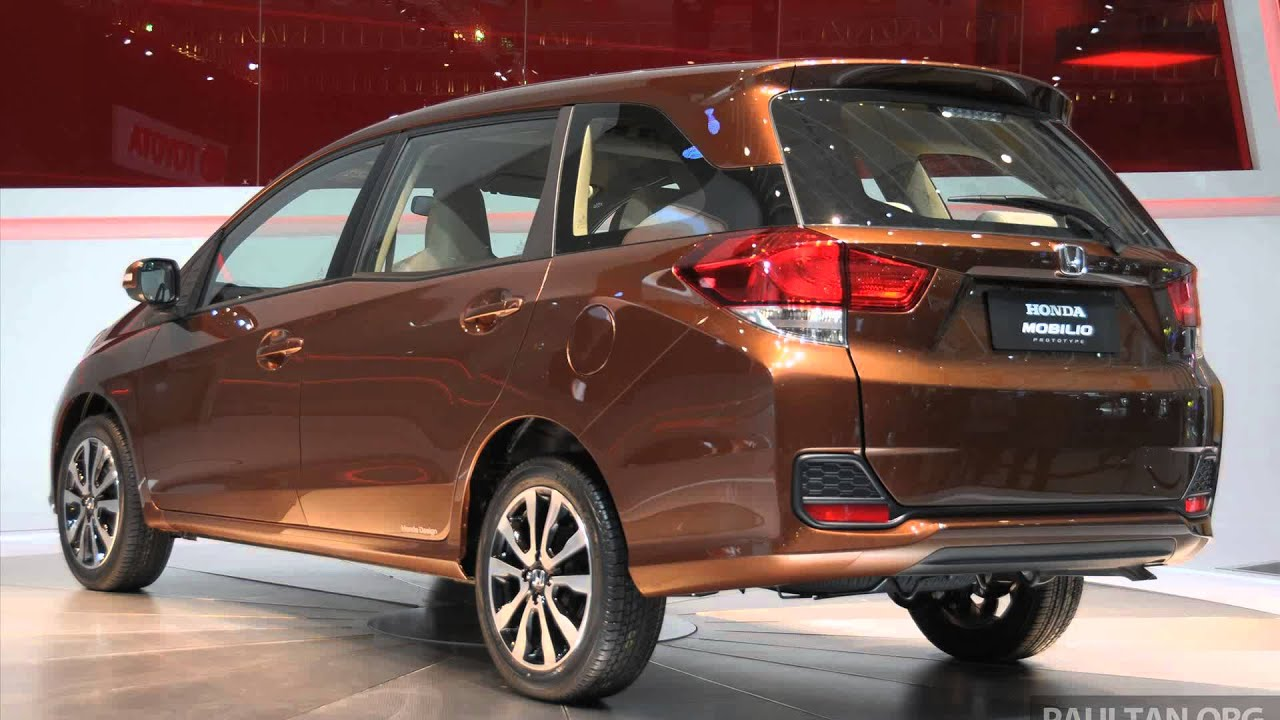 honda 2015 model honda mobilio youtube