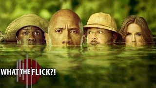 Jumanji: Welcome To The Jungle - Official Movie Review