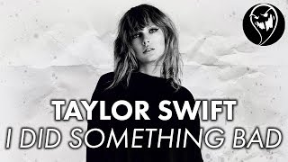 "Taylor Swift - I Did Something Bad (Punk Goes Pop Style) ""Rock Cover"""