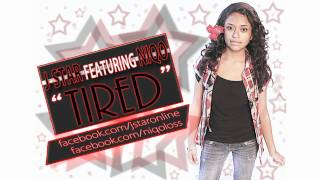 (12 yrs old) J star feat. Niqoloss - Tired *WITH LYRICS & RINGTONE*  720p HD [2011] *WORLD PREMIERE*