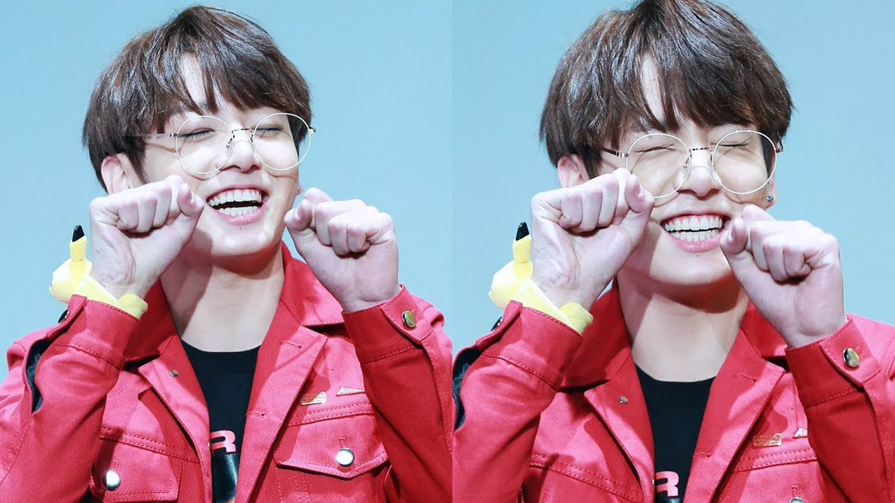 BTS JUNGKOOK Aegyo and...