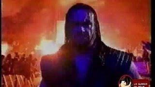 La Guarida de Seiya - Promocional WWF Telesistema 1999