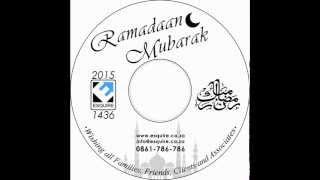 Esquire 1436/2015 Ramadan CD