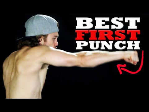 The Best First Punch To Throw in a Street Fight