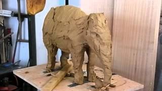 Espectáculo A Viagem do Elefante - Trigo Limpo teatro ACERT/Flor de Jara/Fundação José Saramago