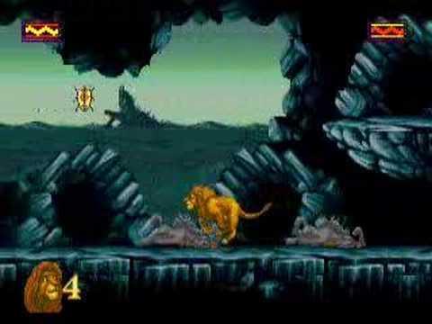 Lion King - Simba's Return: Walkthrough - YouTube