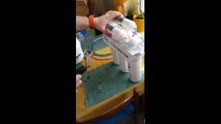 Установка системы обратного осмоса Гейзер Престиж М (Как очистить воду дома)(, 2015-04-07T11:32:47.000Z)