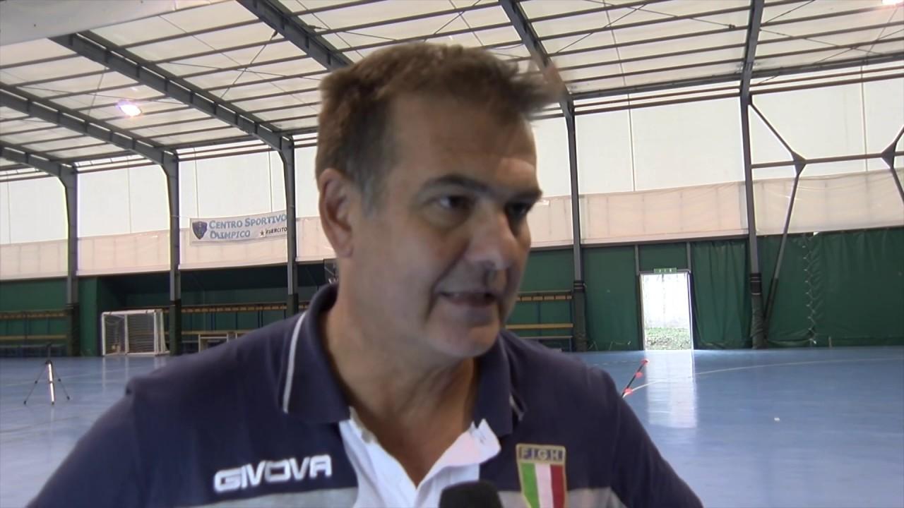 L'Italia si prepara per le qualificazioni ai Mondiali 2021