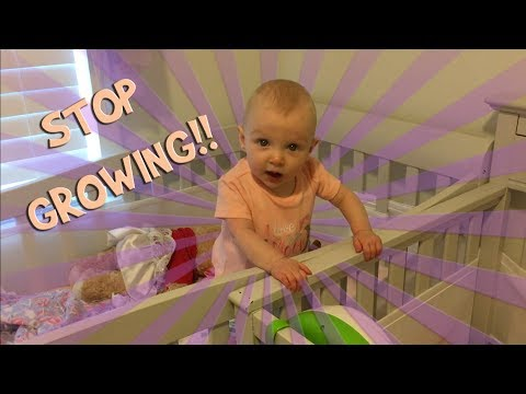 STANDING BABY?!!? (Day 408)