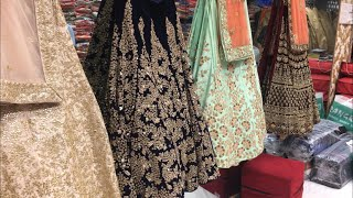 Designers Lehenga in Chandni Chowk (Boutique Taste Collection in Cheap Prise )