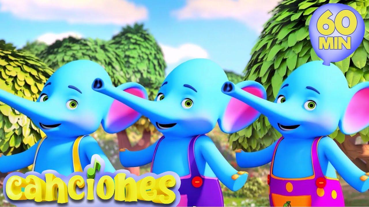 Un Elefante Se Balanceaba ♫ Las Mejores Canciones Infantiles | LooLoo