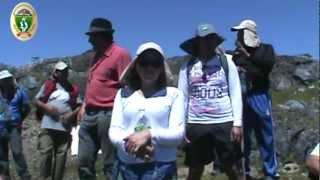 Primer ascenso masivo al Cerro Cordon 2013 - Ilustre Municipalidad de Aysen