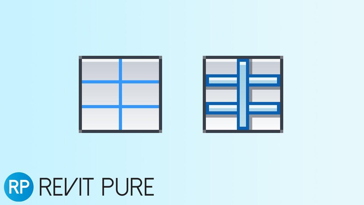 18 Tips To Master Revit Curtain Walls — REVIT PURE