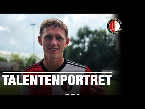Talentenportret | Het bijzondere voetbaljaar van Wouter Burger