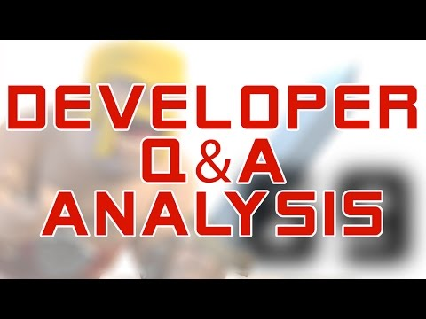 Developer Q&A Analysis - Logeeny Plays Clash of Clans Episode 69