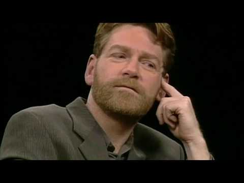 "Kenneth Branagh talks ""Hamlet"" on Charlie Rose (1996)"