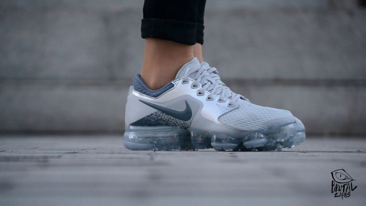 REVIEW NIKE AIR VAPORMAX (GS) - YouTube 85640d3c58a