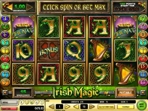 Irish Magic - Gold Club Casino