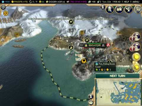 Civilization V on all settings High on MSI Nvidia GT 730 2GB DDR3 and AMD FX-6300