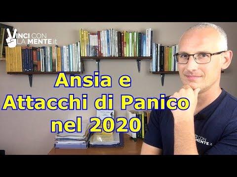 Ansia e Attacchi di panico nel 2020 (cosa accadrà?)