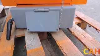 Обзор  твердотопливного котла Сан Эко мощностью 10 квт