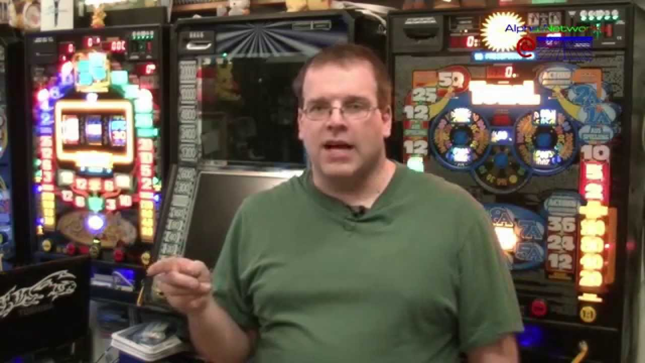 bally wulff spielautomat hacken