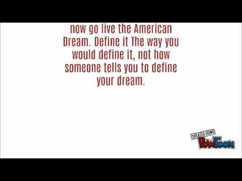 American Dream Visual Essay