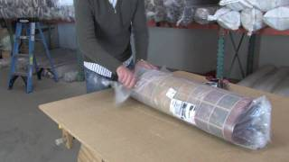 How to Pack a Rug by netchannel.com addarug.com