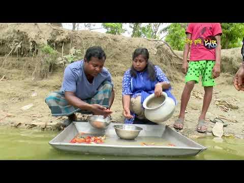 Deepto Krishi/দীপ্ত কৃষি -রঙ্গিন মাছ চাষ/সাতক্ষীরা, পর্ব ৩০৮