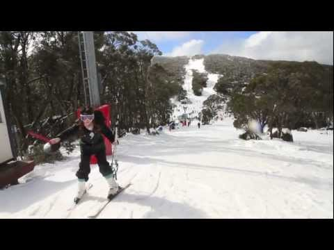 The Best Ski Technique in Melbourne