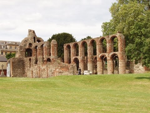 Places to see in ( Colchester - UK )