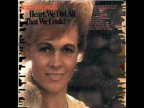 Jean Shepard - When Your House Is Not A Home