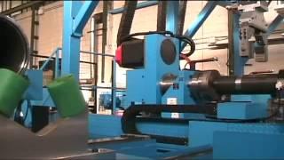 Производство роликов конвейеров и гидроциллиндров 2(Линия для производства роликов конвейеров и гидроциллиндров, орбитальная резка http://imtt.ru/ http://vk.com/public40170093..., 2013-11-18T08:08:17.000Z)