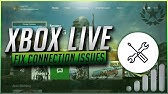 Can't Connect to Xbox Live 2018 - YouTube