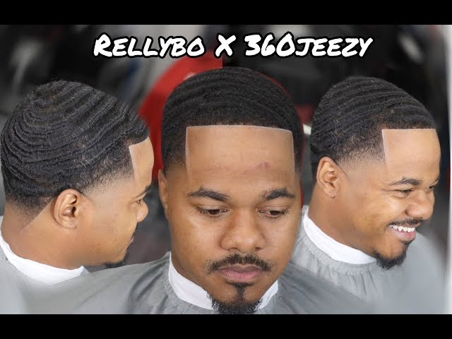 Barber Tutorial: 360jeezy 2month Wolf