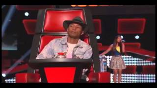 "Pinay teen standing ovation from ""The Voice"" judges"