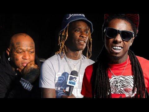 Jail Phone Call Could Incriminate Young Thug & Birdman in Lil Wayne Shooting..
