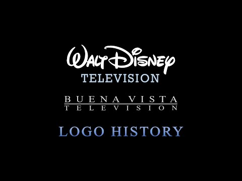 Walt Disney Television and Buena Vista Television - Logo History