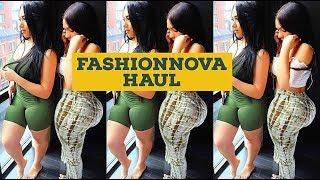 Fashionnova Haul Summer 2018