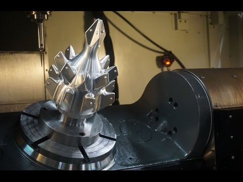 Rotary Table For 5 Axis Machining Quot 5ax Ddrt200x Quot Enabling