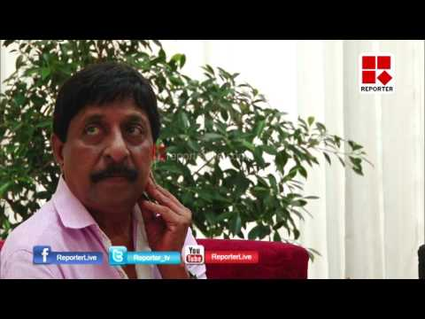 SREENIVASAN REACTING TO ACTRESS MOLESTED CASE│Reporter Live