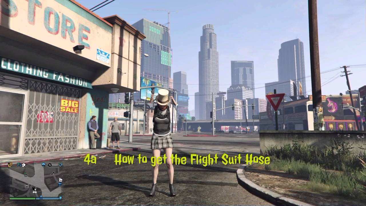 how to change appearance gta v online
