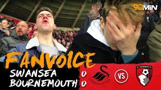 Video Bony goal controversially disallowed as Swans draw! | Swansea 0-0 Bournemouth | 90min FanVoice download MP3, 3GP, MP4, WEBM, AVI, FLV April 2018