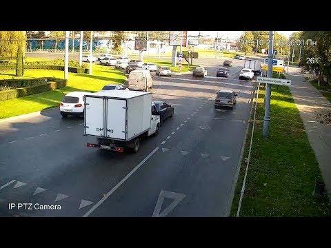 ДТП в Краснодаре за 21.10.19