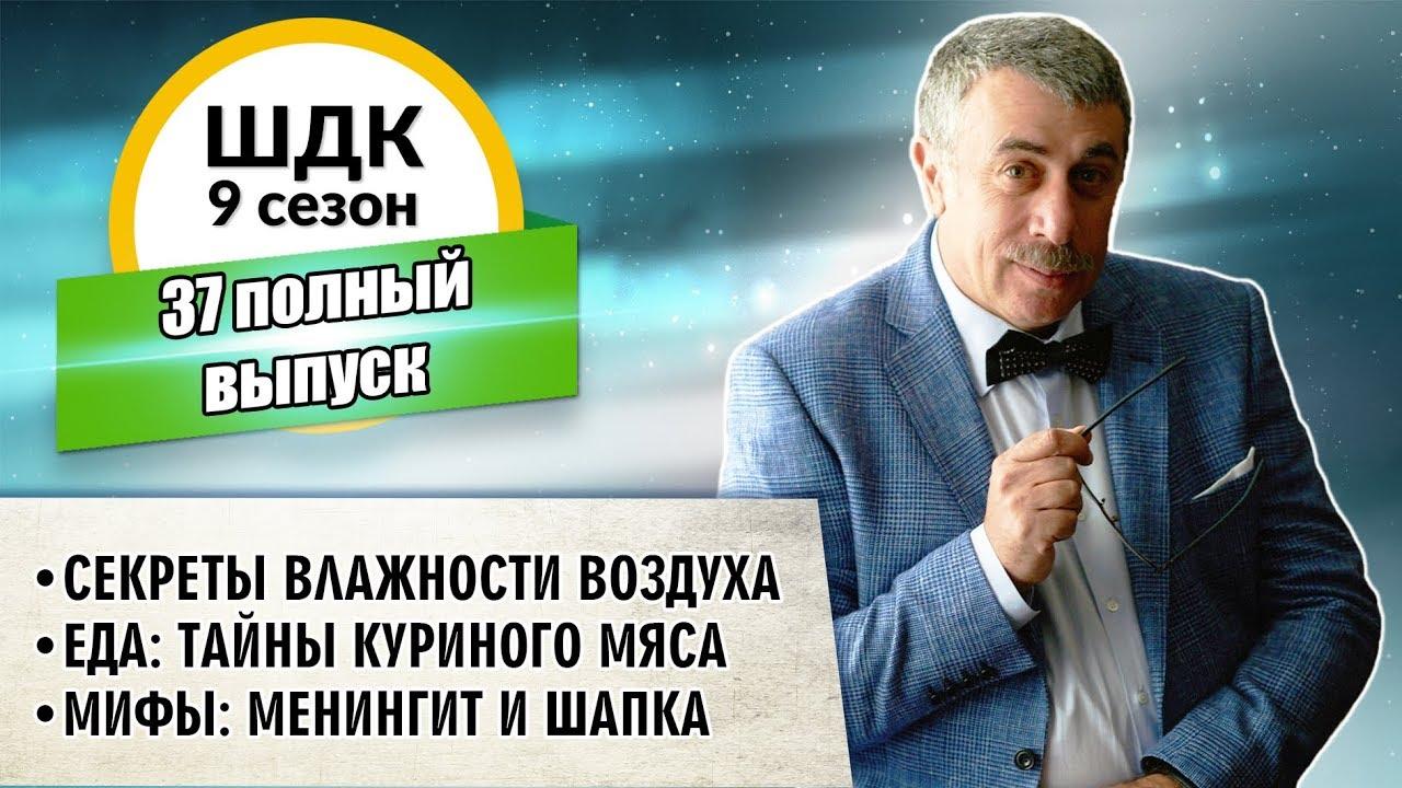 Школа доктора Комаровского - 9 сезон, 37 выпуск (полный выпуск)