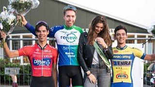 Omloop van de ronde Hoep - Ouderkerk 15 Juni 2019 2de bij de elite!