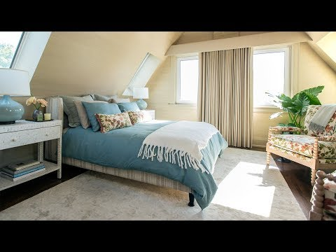 City Bedroom Gets A Barbados-Inspired Makeover