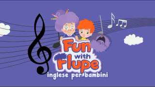 "Sigla trasmissione ""Fun with Flupe - inglese per bambini"" su EasyBaby TV - Sky canale 137"