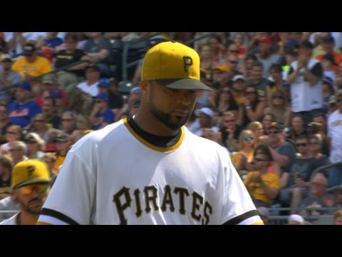 4df49004b70 METS 1 PIRATES 9 F...BUCCOS finish the Three-Game Sweep of
